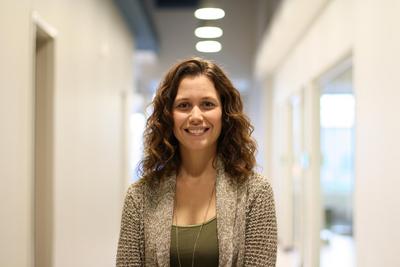 Angela Sanders, A/V Operations Manager