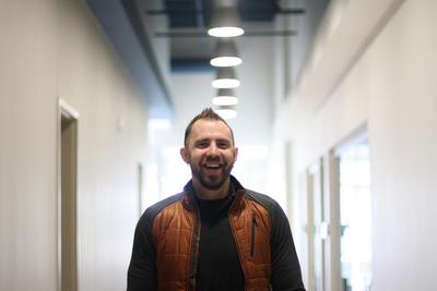 Jason Swenson, A/V Programmer