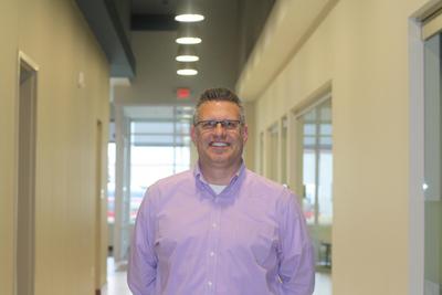 Ron Sommerville, CFO